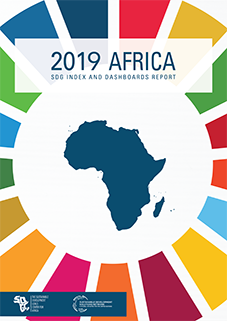 2019 Africa SDG Index and Dashboards Report cover