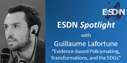 ESDN Spotlight with Guillaume Lafortune