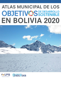 Municipal Atlas of the SDGs in Bolivia 2020 cover